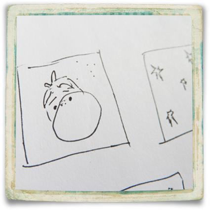 Bubblegum-sketch