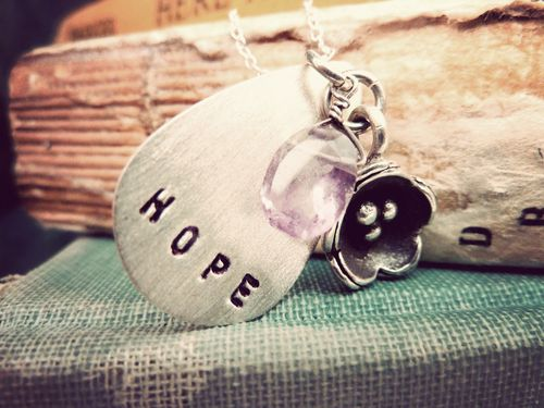 Hand stamped hope P1060191